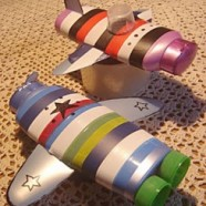 Brinquedos com embalagens, 12 de Maio das 15:00 às 17:30