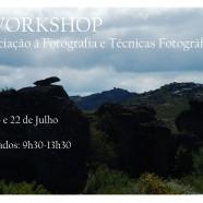 Curso de iniciação à fotografia, Sábados 7, 14 e 22 de Julho das 9:30 às 13:30
