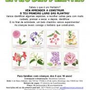 O meu primeiro livro das plantas! 24 de Junho das 10:30 às 13:00