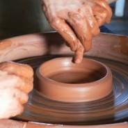 Oficina de cerâmica/olaria, Sábado 10 de Novembro das 15:00 às 17:30