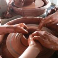 Workshop de olaria, Sábado 8 de Dezembro das 15:00 às 17:30