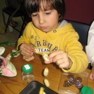 O meu amigo Mori, o bicho-da-seda; Domingo 7 de Abril das 10:00 às 12:30