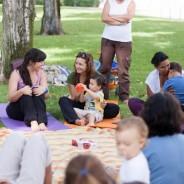 Workshop Yoga em família – sábado, 12 de maio