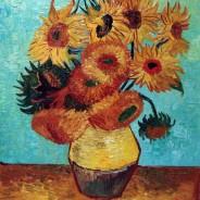Os Girassóis de Van Gogh; Domingo 8 de Junho das 10:00 às 12:30
