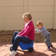 Jogos para avós e netos!; Sábado 26 de Julho das 15:00 às 16:00