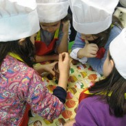 Workshop laboratório de doces de natal; Domingo 7 de Dezembro das 15:00 às 17:00