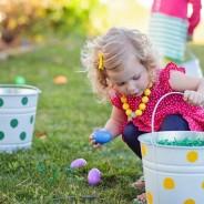 Caça aos ovos da Páscoa; Sábado 4 de Abril das 15:00 às 17:00