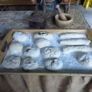 Vamos fazer pão; Sábado 28 de Maio das 15:00 às 17:30