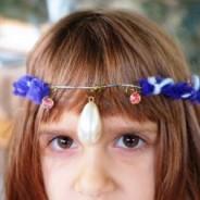 Coroas Mágicas; Domingo 11 de Setembro das 15:00 às 17:00