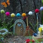 Jardim de fadas e gnomos; Sábado 21 de Janeiro das 11:00 às 13:00