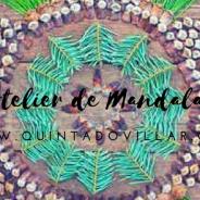 Atelier de Mandalas; Sábado 14 de Janeiro das 15:00 às 17:00