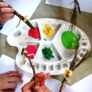 Atelier de Eco-pincéis – Sábado, 15 de Julho